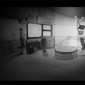 Sci-Fi Submarine WIP3