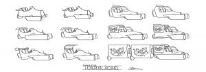 Hovercar designs