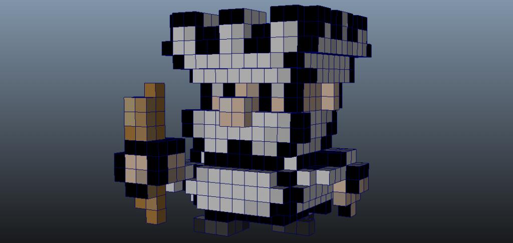 Chef Pixel 3D
