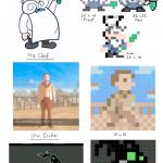 pixel art practices